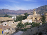 Town of Orihuela, Murcia Province, Spain