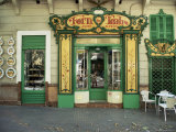 Baker's Shop, Palma, Majorca, Balearic Islands, Spain