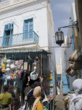 Market, Main Street, Kairouan, Tunisia, North Africa, Africa