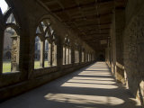 Cloisters, Durham Cathedral, Unesco World Heritage Site, Durham, County Durham, England