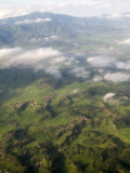 Aerial View of Nepal, Himalayas