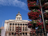 Council House, Market Square, Nottingham, Nottinghamshire, England, United Kingdom