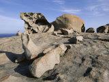 Remarkable Rocks, Flinders Chase National Park, Kangaroo Island, South Australia, Australia