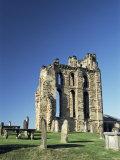 Tynemouth Priory, Tyne and Wear, England, United Kingdom