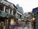 Yangshuo, Guilin, Guangxi Province, China