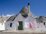 Trulli Houses, Alberobello, Unesco World Heritage Site, Puglia, Italy