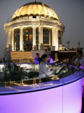 The Sirocco Bar, on Top of State Tower, Bangkok, Thailand, Southeast Asia
