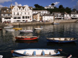 Harbour, St. Mawes, Cornwall, England, United Kingdom