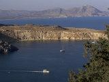 Lindos Bay, Rhodes, Dodecanese Islands, Greece