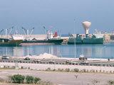 Dock Area, Tripoli, Libya, North Africa, Africa