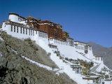 The Potala Palace, Unesco World Heritage Site, Lhasa, Tibet, China
