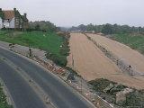 New Road Under Construction, Worcestershire, England, United Kingdom