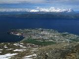 Narvik, the Arctic Highway, Norway, Scandinavia