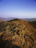 An Autumn Evening, Devils Mouth, the Long Mynd, Shropshire, England, United Kingdom
