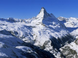 Matterhorn, Zermatt, Valais, Swiss Alps, Switzerland