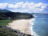 West Coast Near Muros, Galicia, Spain