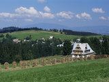 Landscape Near Zakopane, Tatra Mountains, Poland