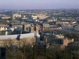 Council Buildings and City Centre, Bristol, Avon, England, United Kingdom
