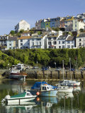 Brixham Harbour, Devon, England, United Kingdom