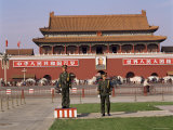 Gate of Heavenly Peace, Tiananmen Square, Beijing, China