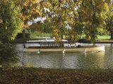 Boat Trip on the River Avon, Stratford Upon Avon, Warwickshire, England, United Kingdom