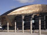 Millennium Centre for the Arts, Cardiff Bay, Cardiff, Wales, United Kingdom