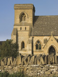 Local Parish Church, Snowshill Village, the Cotswolds, Gloucestershire, England