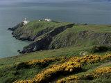 Howth Head Lighthouse, County Dublin, Eire (Republic of Ireland)