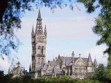 Glasgow University, Glasgow, Strathclyde, Scotland, United Kingdom