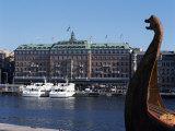 Grand Hotel, Stockholm, Sweden, Scandinavia