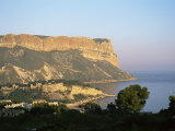Cap Canaille, Cassis, Bouches Du Rhone, Provence, France