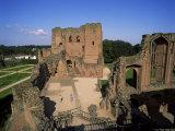 Kenilworth Castle, Warwickshire, England, United Kingdom