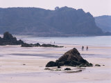 St. Brelade's Bay, Jersey, Channel Islands, United Kingdom