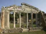 Ancient City, with Theatre, Apollonia, Albania