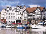 Old Harbour, Douglas, Isle of Man, England, United Kingdom