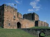 Carlisle Castle, Carlisle, Cumbria, England, UK