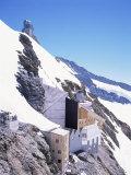 Jungfraujoch, 3454 M, Bernese Oberland, Swiss Alps, Switzerland