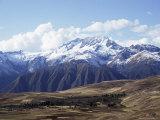 Sacred Valley of the Inca, Urubamba, Peru, South America