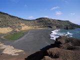 El Golfo, Lanzarote, Canary Islands, Spain, Atlantic