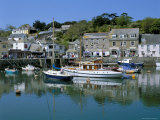 Padstow Harbour, Padstow, Cornwall, England, United Kingdom