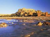 Kasbah Ait Benhaddou, Unesco World Heritage Site, Near Ouarzazate, Morocco, North Africa, Africa