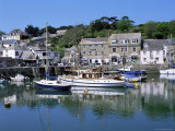 Padstow Harbour, Cornwall, England, United Kingdom
