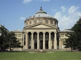 Atheneum Concert Hall, Bucharest, Romania