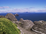 Early Christian Settlement, Skellig Michael, Unesco World Heritage Site, Munster