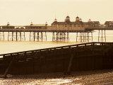Eastbourne Pier, Eastbourne, East Sussex, Sussex, England, United Kingdom