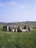 Drombeg Prehistoric Stone Circle, County Cork, Munster, Eire (Republic of Ireland)