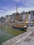 Harbour, Honfleur, Basse Normandie (Normandy), France