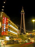 Blackpool Illuminations, Blackpool, Lancashire, England, United Kingdom