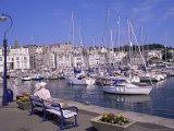St. Peter Port, Guernsey, Channel Islands, United Kingdom