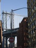 Manhattan Bridge, Dumbo (Down Under Manhattan Bridge Overpass) Neighbourhood, Brooklyn, New York